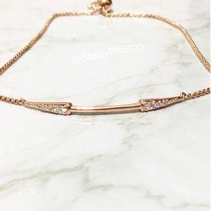 Stella & Dot Warrior Bracelet Cancer Awareness NEW
